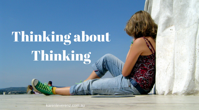 Thinking about Thinking: Reach Your Goals Through Personal Development