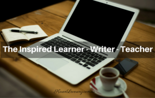 the inspired learner writer teacher