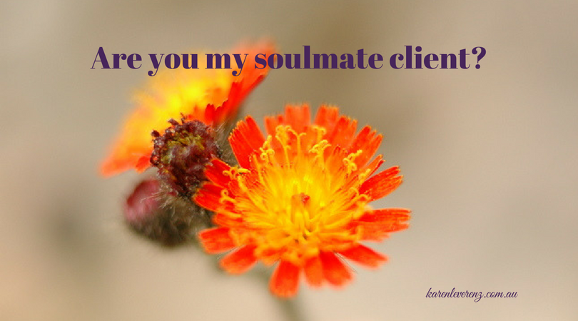 Are you my soulmate client?