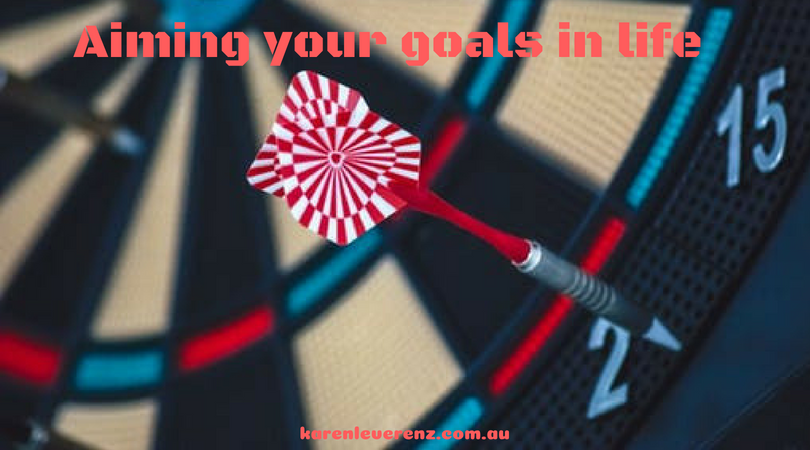 Aiming for your goals