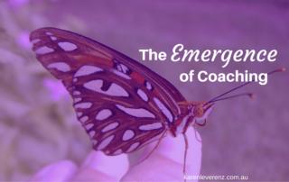 the emergence of coaching