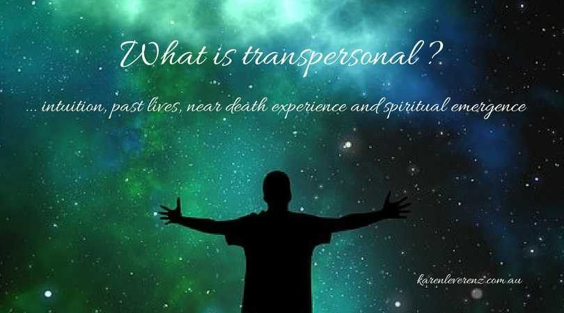 Many things transpersonal including intuition, past-lives, near death experiences and even hope for 'schizophrenics'.